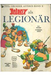 Asterix als Legionar - RENÉ GOSCINNY - Régikönyvek