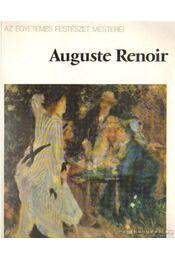 Auguste Renoir - Renoir, Auguste - Régikönyvek
