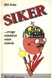 Siker - Rét Iván - Régikönyvek