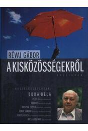 A kisközösségekről - Révai Gábor - Régikönyvek