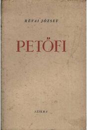 Petőfi - Révai József - Régikönyvek