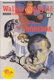 Hóhérok - Rex Gordon - Régikönyvek