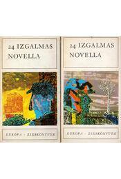 24 izgalmas novella I-II. - Réz Pál - Régikönyvek