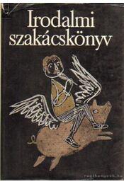 Irodalmi szakácskönyv - Réz Pál - Régikönyvek