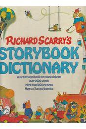 Richard Scarry's Storybook Dictionary - Richard Scarry - Régikönyvek