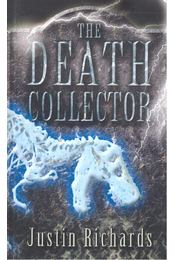 The Death Collector - RICHARDS, JUSTIN - Régikönyvek