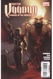 Doctor Voodoo: Avenger of the Supernatural No. 2. - Rick Remender, Palo, Jefte - Régikönyvek