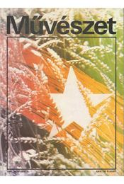 Művészet XXI. évf. 11. szám - Rideg Gábor - Régikönyvek