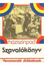 Szavalókönyv - Rigó Béla - Régikönyvek