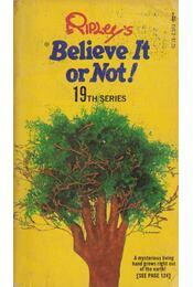 Ripley's believe It or Not! 19th series - Régikönyvek