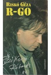 R-GO - Riskó Géza - Régikönyvek