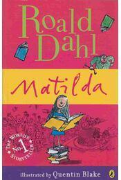 Matilda - Roald Dahl - Régikönyvek