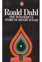 The Wonderful Story of Henry Sugar and Six More - Roald Dahl - Régikönyvek