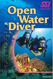 Open Water Diver Manual - Robert A. Clark - Régikönyvek