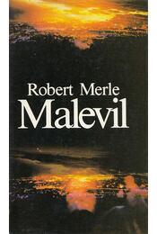 Malevil - Robert Merle - Régikönyvek