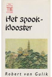 Het spookklooster - Robert van Gulik - Régikönyvek