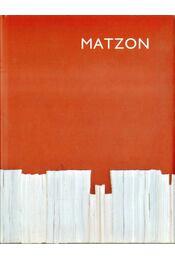 Ákos Matzon (dedikált) - Rockenbauer Zoltán - Régikönyvek