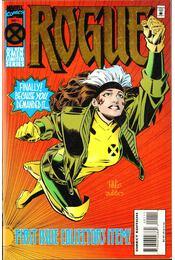 Rogue Vol. 1 No. 1 - Austin, Terry, Mackie, Howard, Wieringo, Mike - Régikönyvek