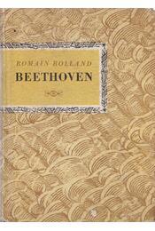Beethoven - Romain Rolland - Régikönyvek