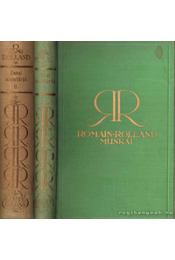 Zenei miniatürök I-II. - Romain Rolland - Régikönyvek
