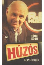Húzós (dedikált) - Rónai Egon - Régikönyvek