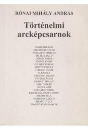 Történelmi arcképcsarnok - Rónai Mihály András - Régikönyvek