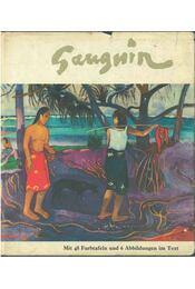 Gauguin - Ronald Alley - Régikönyvek
