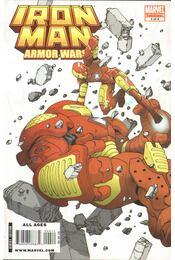 Iron Man & the Armor Wars No. 4 - Rousseau, Craig, Caramagna, Joe - Régikönyvek