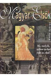 Magyar Elsők - Rózsa György - Régikönyvek