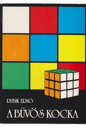 A bűvös kocka - Rubik Ernő - Régikönyvek