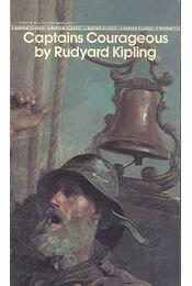 Captains Courageous - Rudyard Kipling - Régikönyvek