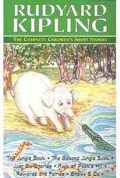 The Complete Children's Short Stories - Rudyard Kipling - Régikönyvek