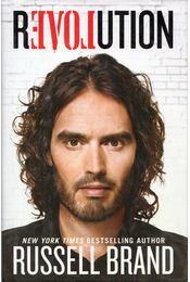 Revolution - Russel Brand - Régikönyvek
