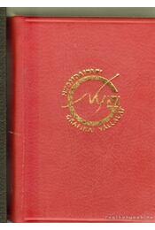 Boldog Új Esztendőt Kívánunk 1977. (mini) - Rusz György (szerk.) - Régikönyvek