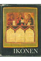 Ikonen (mini) - Ruzsa György - Régikönyvek