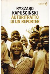 Autoritratto di un reporter - Ryszard Kapuscinski - Régikönyvek