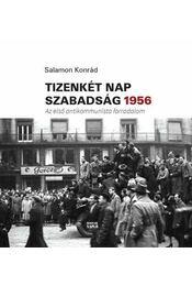 Tizenkét nap szabadság 1956 - Salamon Konrád - Régikönyvek