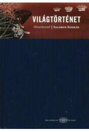 Világtörténet - Salamon Konrád - Régikönyvek