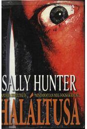 Haláltusa - Sally Hunter - Régikönyvek