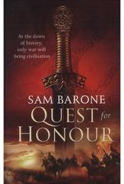 Quest for Honour - Sam Barone - Régikönyvek