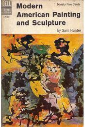 Modern American Painting and Sculpture - Sam Hunter - Régikönyvek