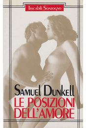 Le posizioni dell'amore - Samuel Dunkell - Régikönyvek