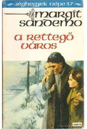 A rettegő város - Sandemo, Margit - Régikönyvek