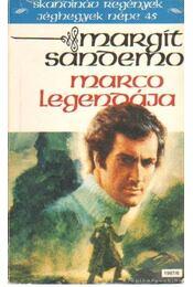 Marco legendája - Sandemo, Margit - Régikönyvek
