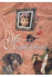Megható történetek - Sáringer Károly - Régikönyvek