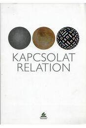 Kapcsolat - Relation - Sárkány Győző - Régikönyvek