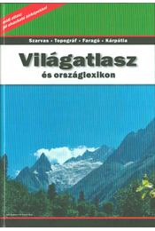 Világatlasz országlexikonnal - Sasi Attila (szerk.) - Régikönyvek
