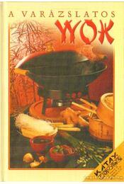 A varázslatos wok - Sauerborn, Maries - Régikönyvek
