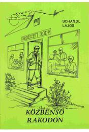 Közbelső rakodón - Schandl Lajos - Régikönyvek