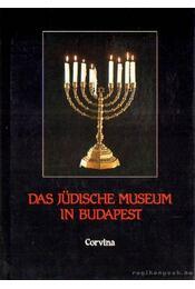 Das Jüdische Museum in Budapest - Scheiber, Alexander, Benoschofsky Ilona - Régikönyvek